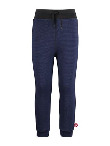 Trouser jacquard interlock - dblue