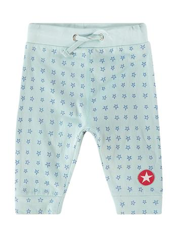 ORGANIC COTTON trouser jersey - lblue