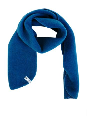 Shawl fleece -  blue