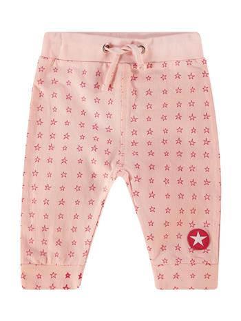 ORGANIC COTTON trouser jersey - lpink