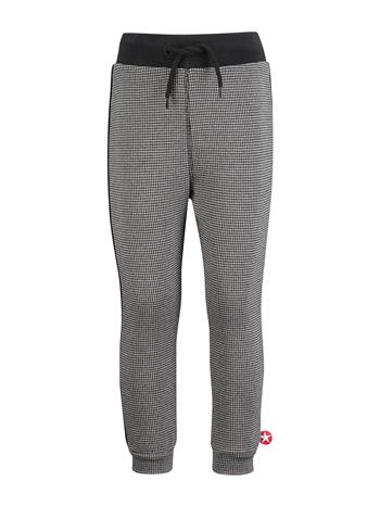 Trouser jacquard interlock - grey