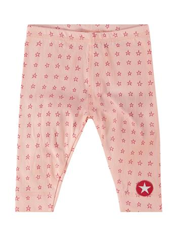 ORGANIC COTTON legging jersey - lpink