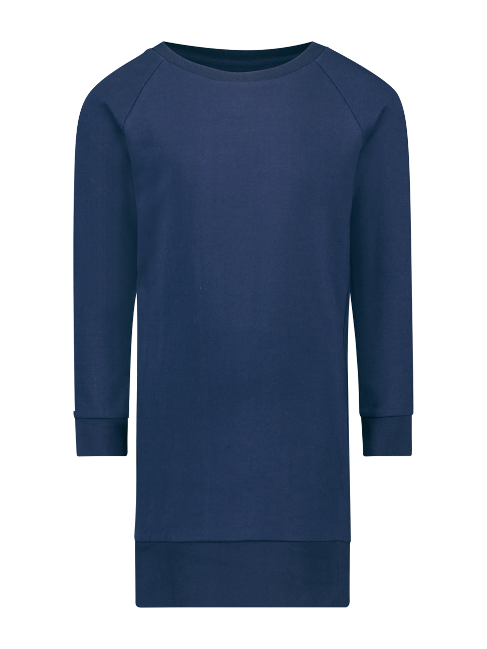 Dress tunic french knit - d.blue