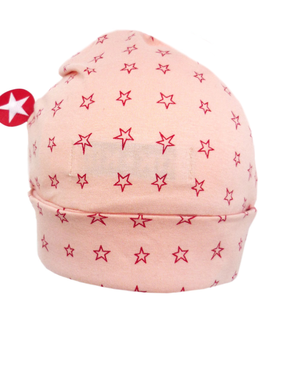 ORGANIC COTTON hat jersey - lpink