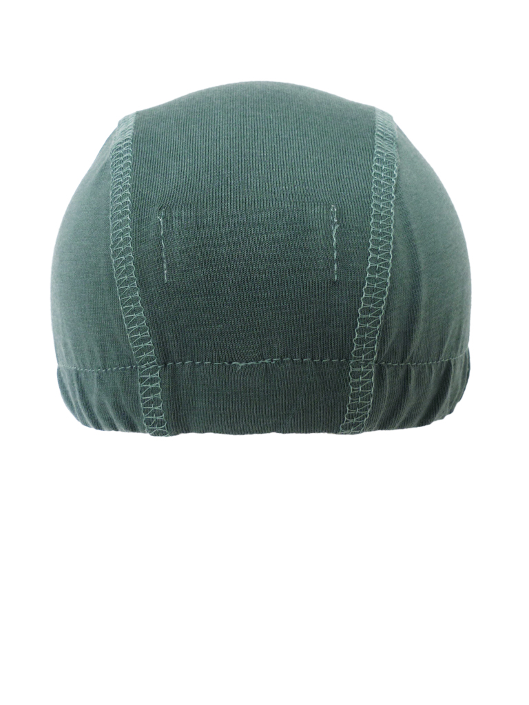 Hat cap basics - green/grey