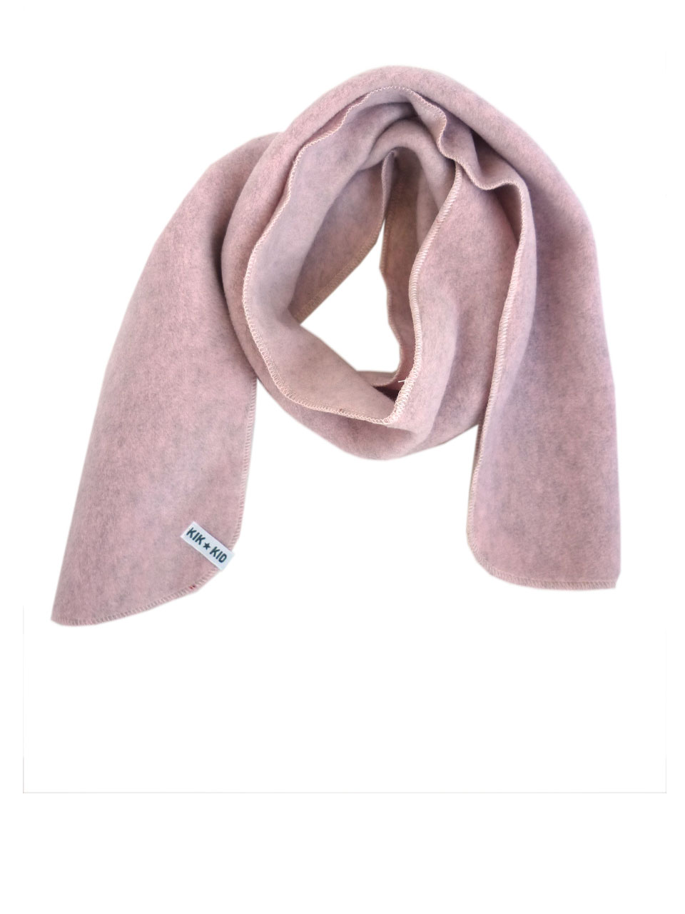 Shawl fleece -  lpink