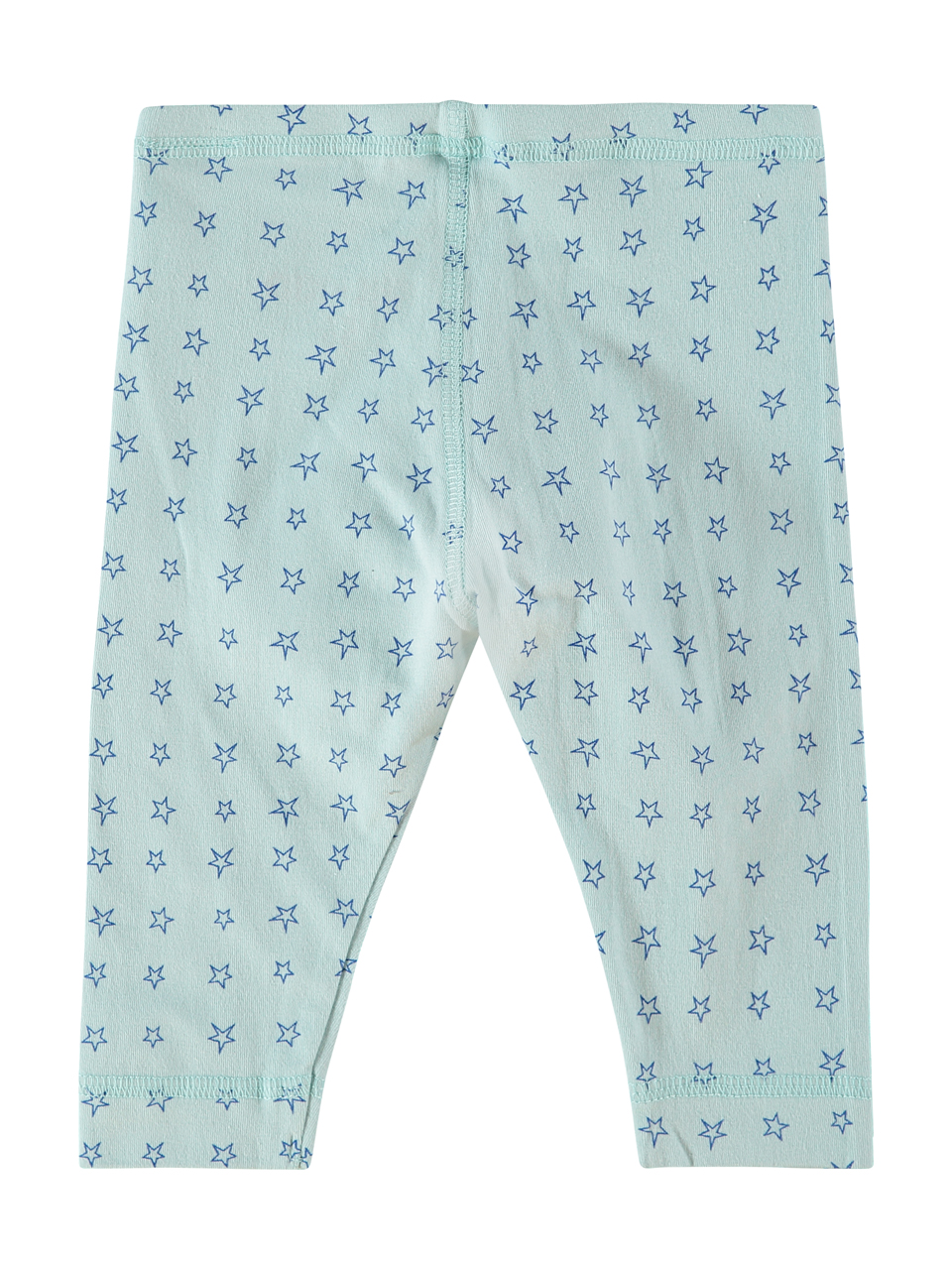 ORGANIC COTTON legging jersey - lblue